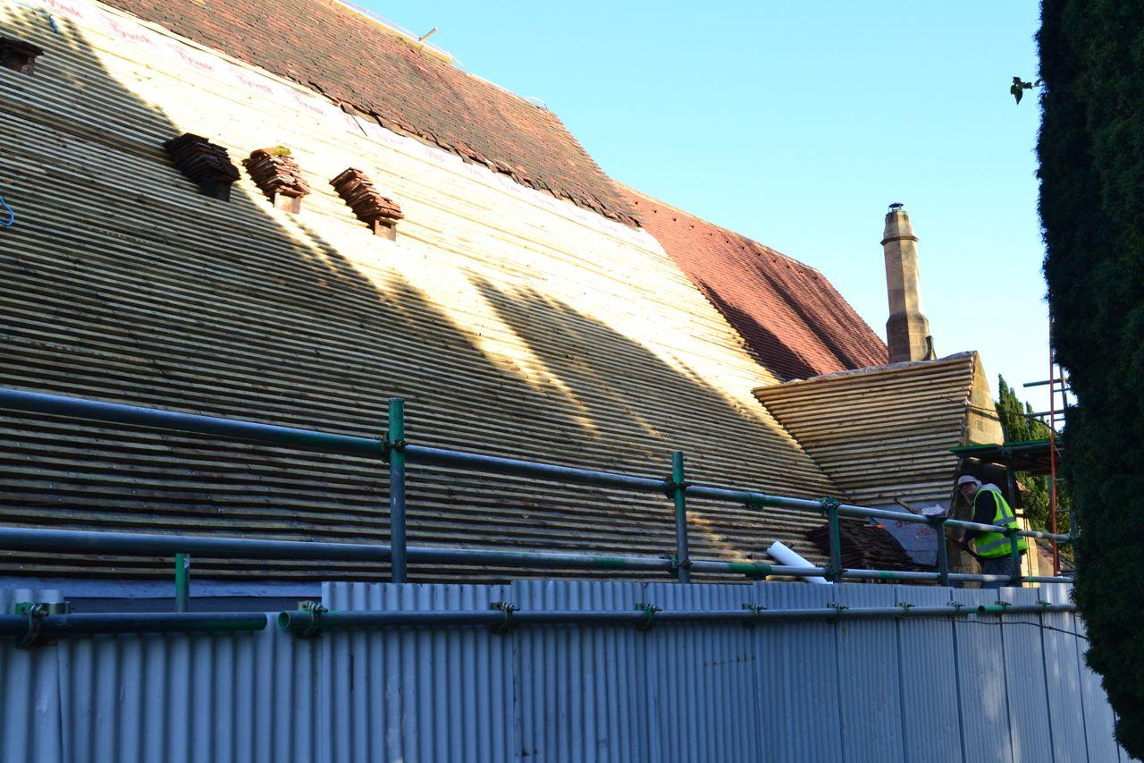 Church Roof 026