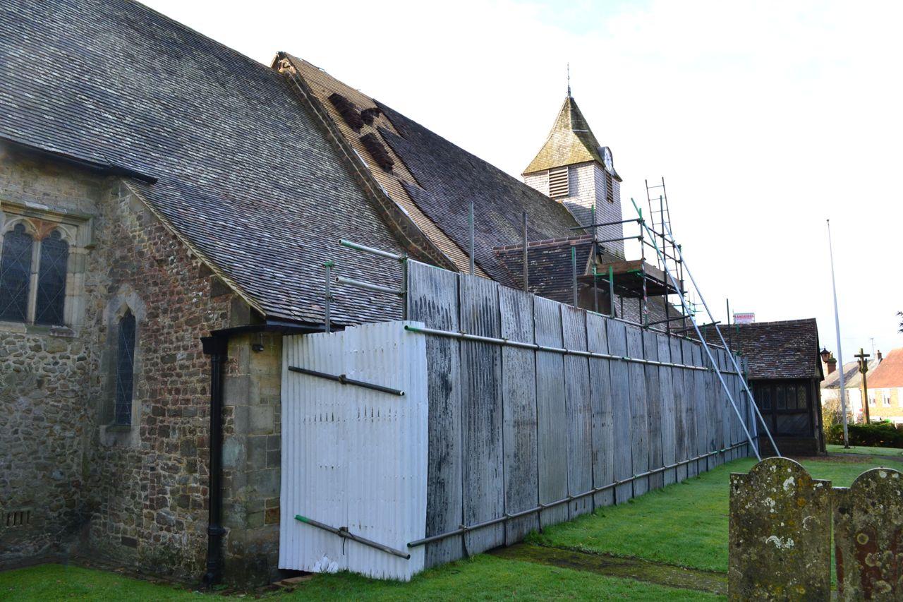 Church Roof 032