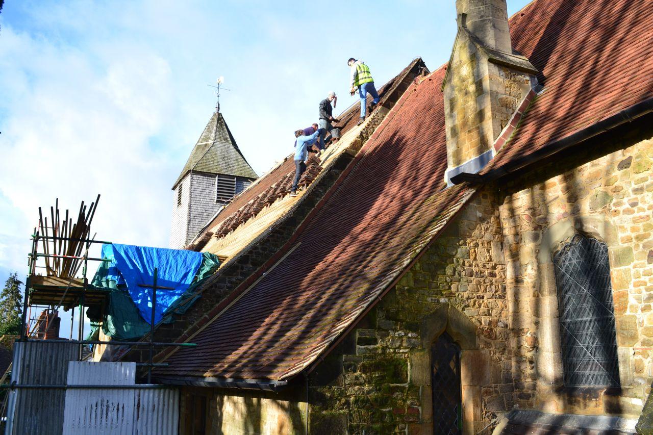 Church Roof 034