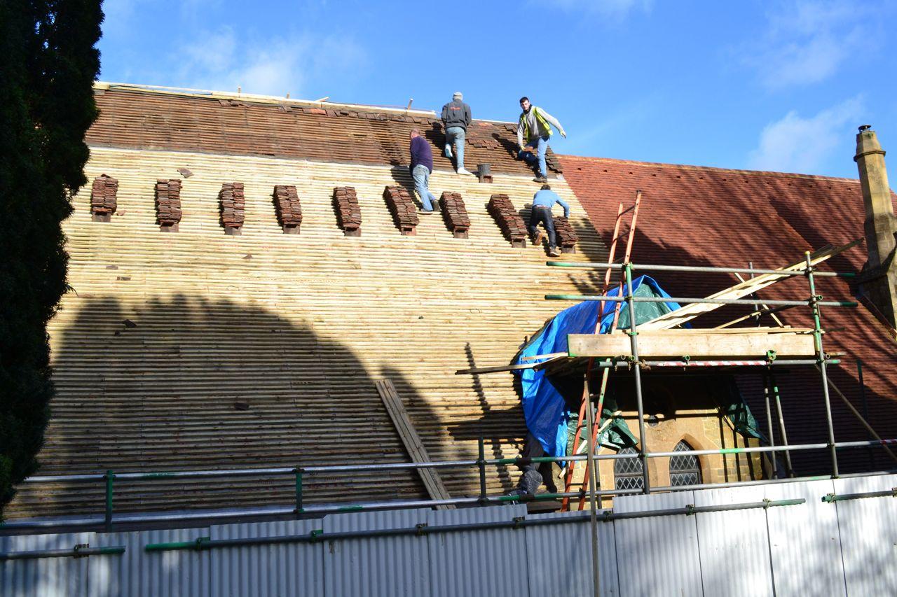 Church Roof 035