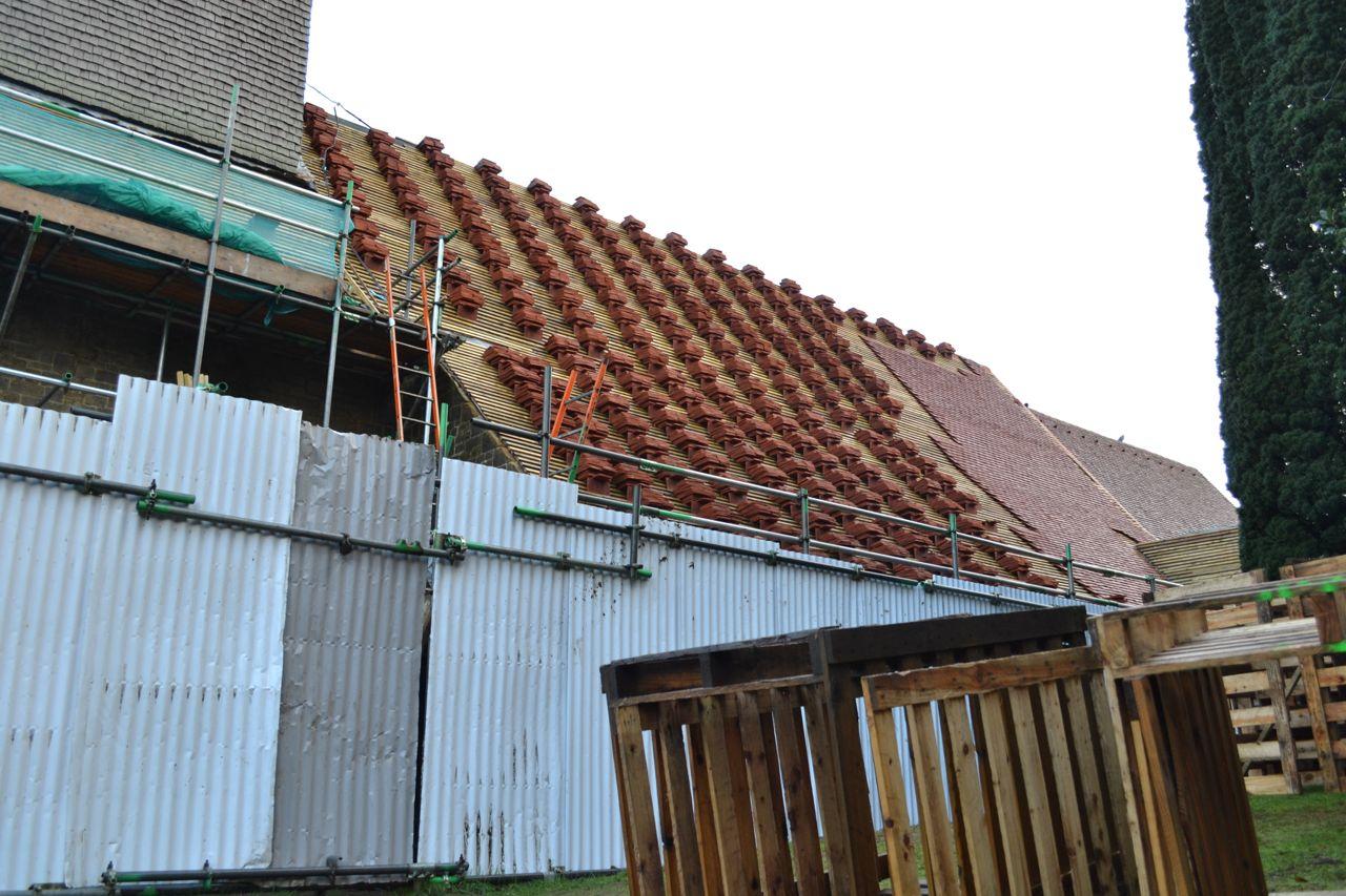 Church Roof 040