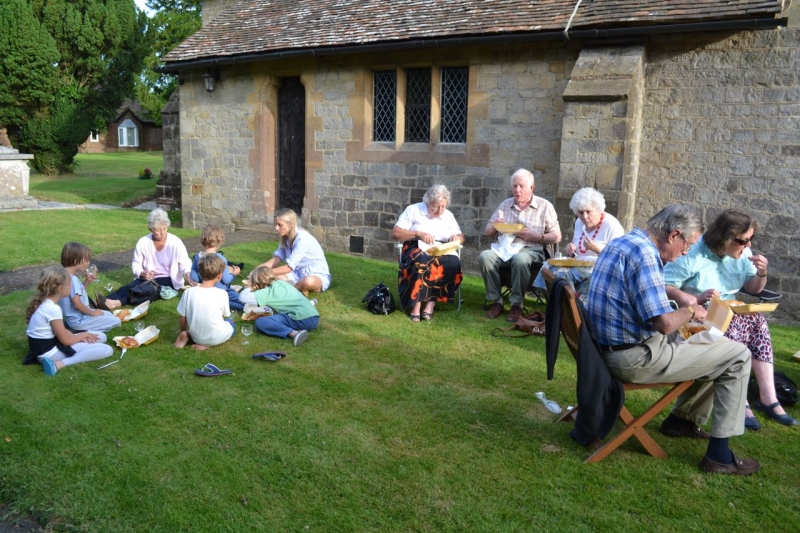 Fish & Chip Supper 2014 010