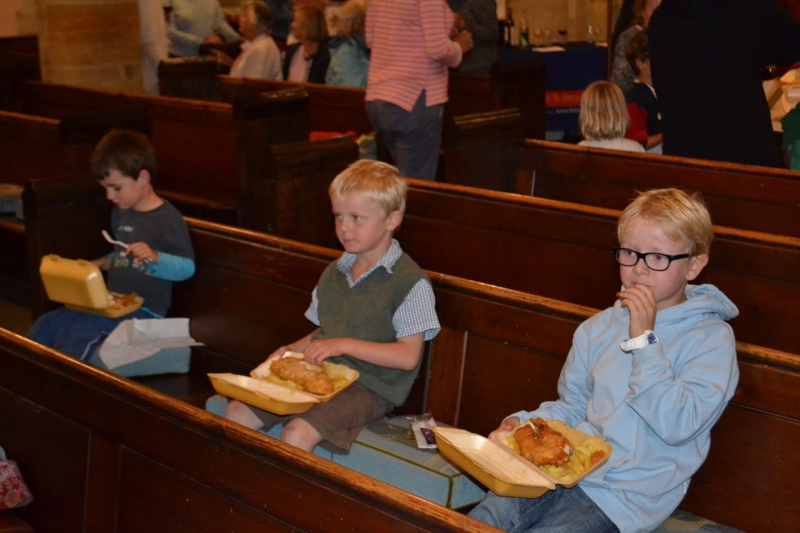 Fish & Chip Supper 2015 010