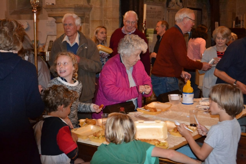 Fish & Chip Supper 2015 011
