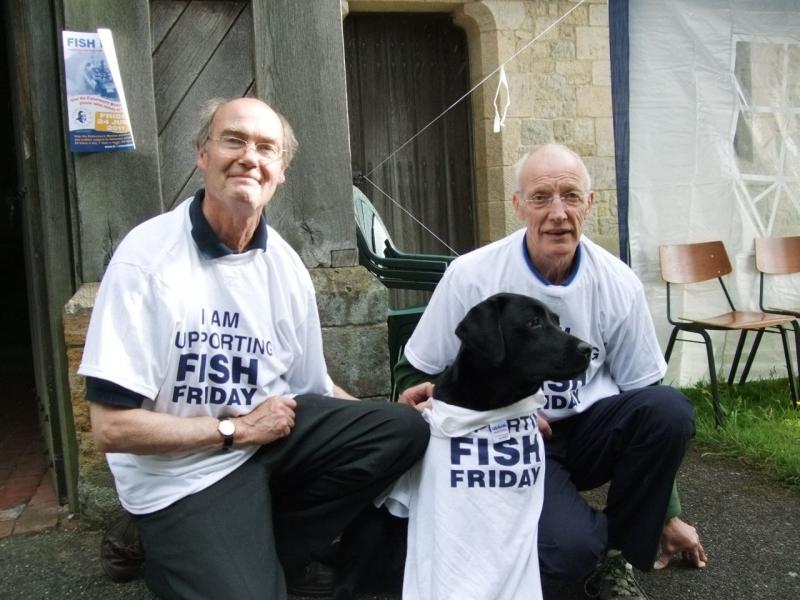 FISH SUPPER JUNE 2011 22.06.2011 DSCF3255