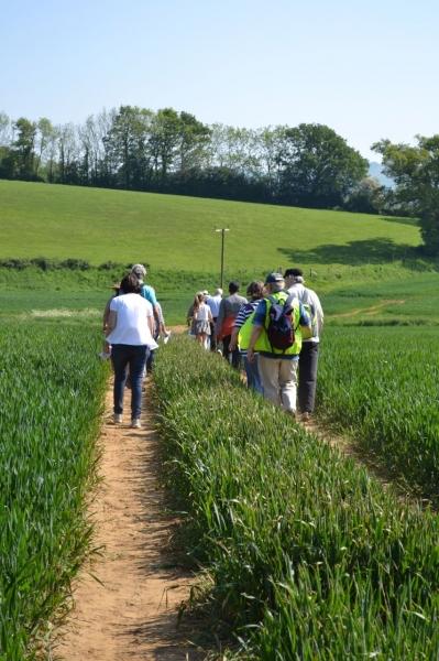 Rogation Walk 2014 030